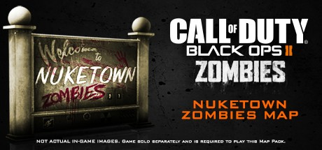 Call of Duty Black Ops 2 Nuketown Zombies Map Key kaufen für Steam Download