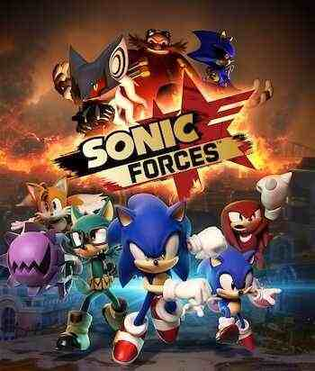 Sonic Forces Key kaufen