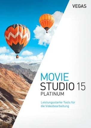 Sony Vegas Movie Studio 15 Platinum Code kaufen