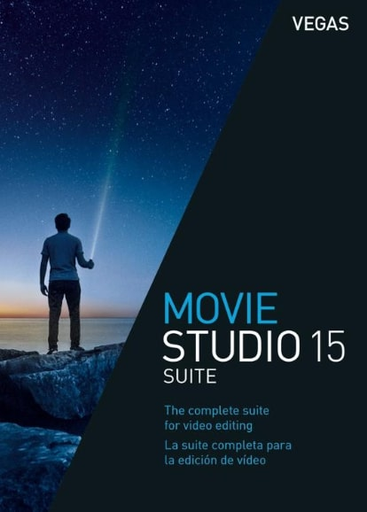 Sony Vegas Movie Studio 15 Suite Code kaufen