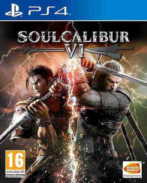 SoulCalibur VI PS4 Download Code kaufen