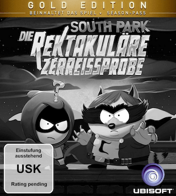 South Park Die rektakuläre Zerreissprobe Gold Edition Key kaufen