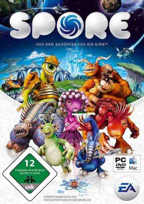 Spore Complete Pack Key kaufen für Steam Download