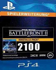 Star Wars Battlefront 2 [PS4] - 2100 Crystals
