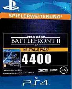 Star Wars Battlefront 2 [PS4] - 4400 Crystals