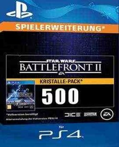 Star Wars Battlefront 2 [PS4] - 500 Crystals