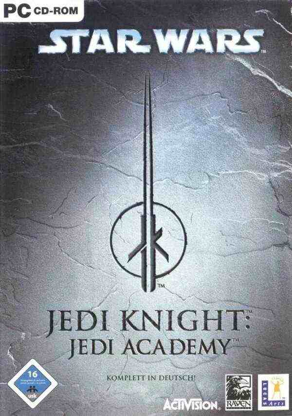 Star Wars Jedi Knight - Jedi Academy Key kaufen