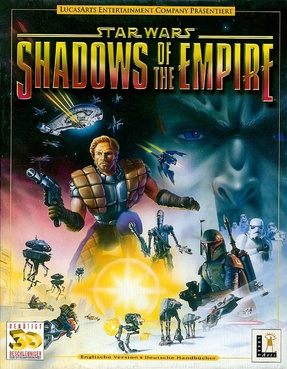 STAR WARS - Shadows of the Empire Key kaufen