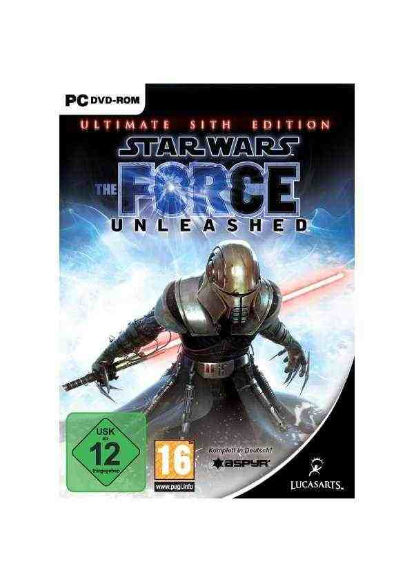 Star Wars The Force Unleashed Ultimate Sith Edition Key kaufen und Download