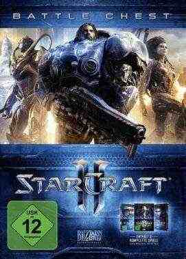 Starcraft 2 Battlechest Key kaufen und Download