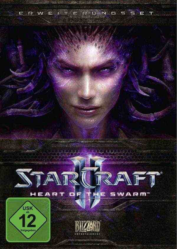 Starcraft 2 - Heart of the Swarm Deluxe Edition Key kaufen und Download
