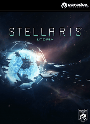 Stellaris - Utopia DLC Key kaufen für Steam Download