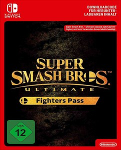 Super Smash Bros. Ultimate - Fighters Pass Nintendo Switch kaufen