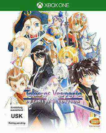 Tales of Vesperia: Definitive Edition Xbox One Download Code kaufen