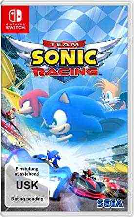 Team Sonic Racing Nintendo Switch Download Code kaufen