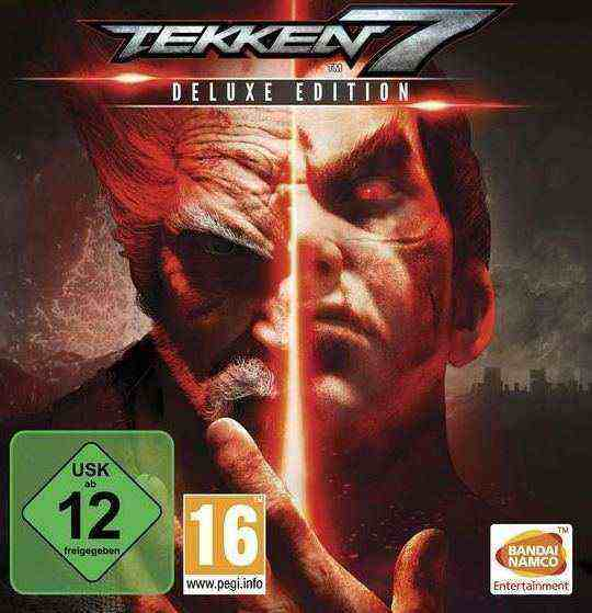 Tekken 7 Deluxe Edition Steam Key kaufen