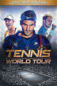 Tennis World Tour Legends Edition Key kaufen