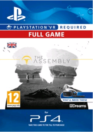 The Assembly PS4 VR Download Code kaufen