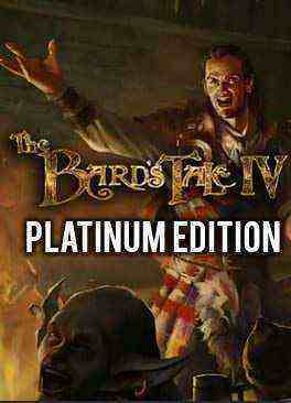 The Bards Tale IV Barrows Deep Platinum Edition Key kaufen