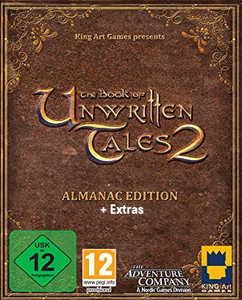 The Book of Unwritten Tales 2 - Almanac Edition Extras Key kaufen