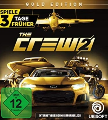 The Crew 2 Gold Edition Key kaufen
