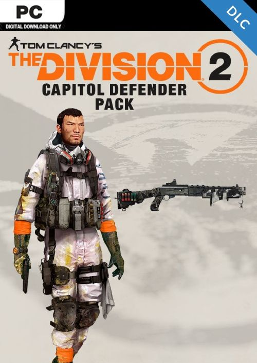 The Division 2 - Capitol Defender Pack DLC Key kaufen
