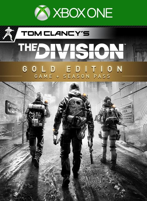 The Division Gold Edition Xbox One Download Code kaufen