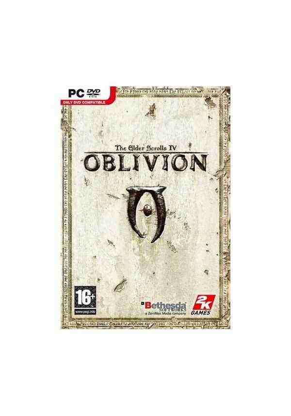 The Elder Scrolls IV - Oblivion GOTY Edition Key kaufen für Steam Download