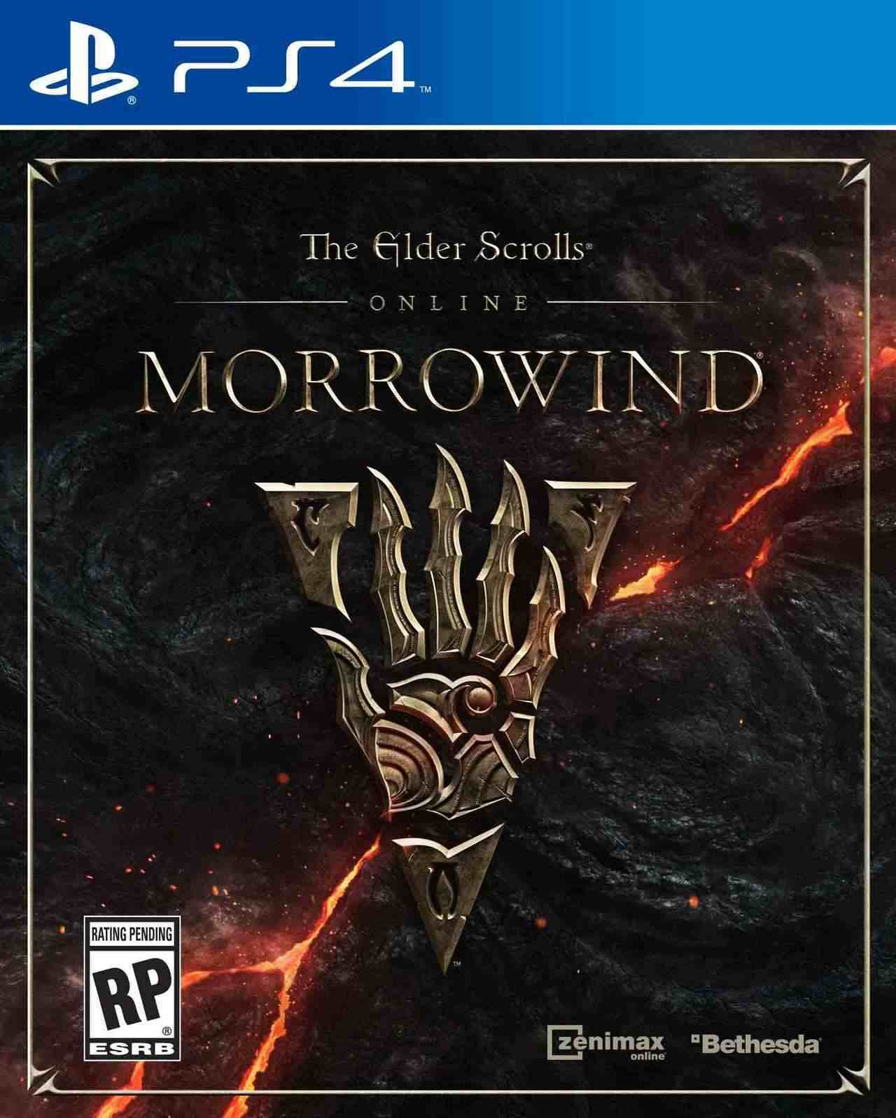 The Elder Scrolls Online Morrowind PS4 Download Code kaufen