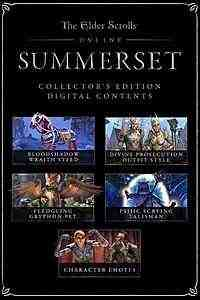 The Elder Scrolls Online Summerset Digital Collectors Edition Key kaufen