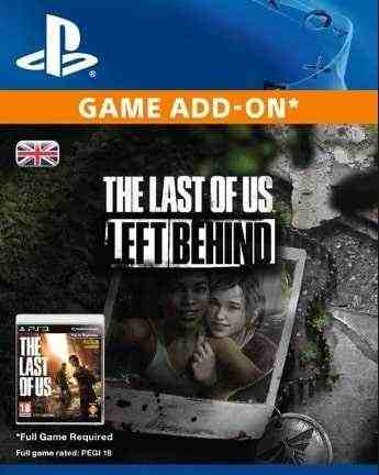 The Last of us - Left behind PS4 Download Code kaufen
