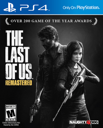 The Last of Us - Remastered PS4 Download Code kaufen