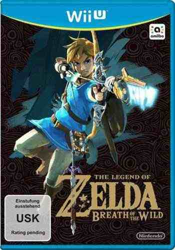 The Legend of Zelda Breath of the Wild WiiU Download Code kaufen