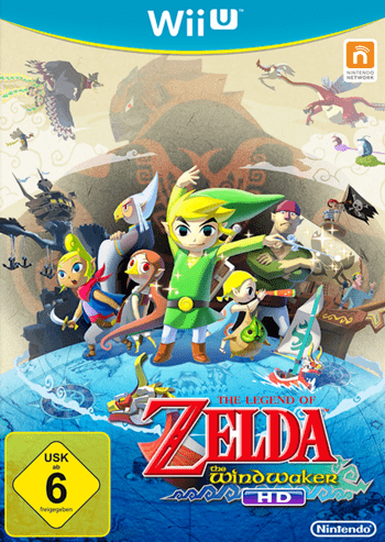 The Legend of Zelda - The Wind Waker HD - Wii U Download Code kaufen
