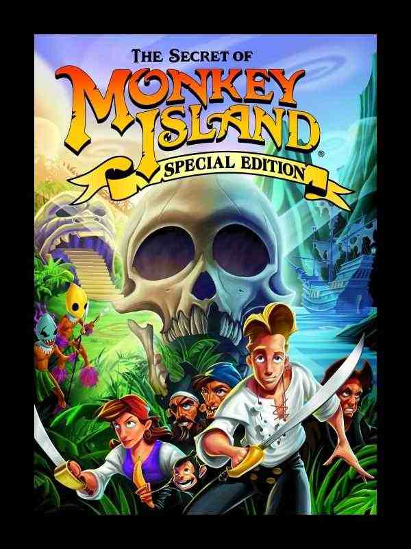 The Secret of Monkey Island Special Edition Key kaufen für Steam Download