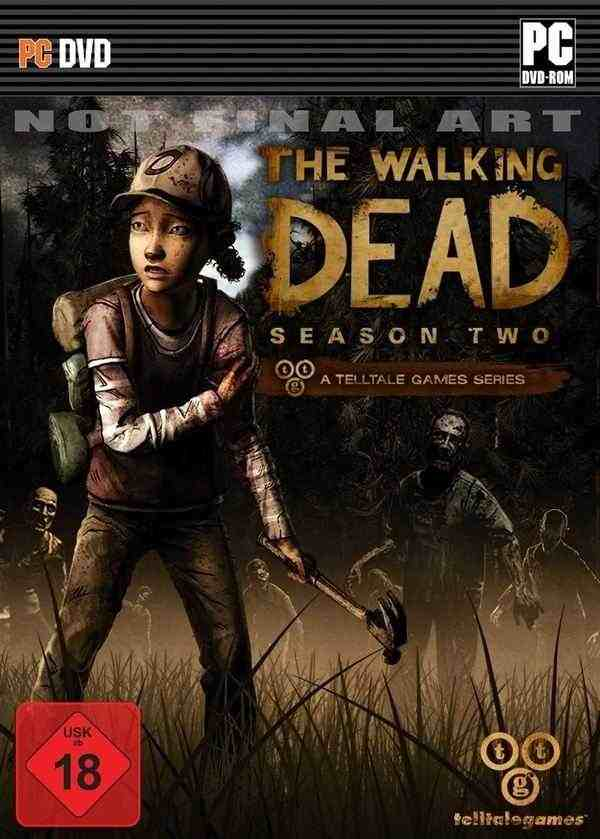 The Walking Dead - Season 2 Key kaufen