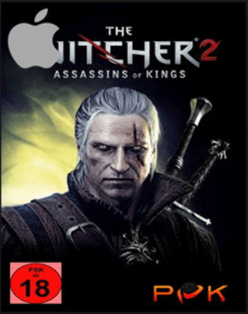 The Witcher 2: Assassin's of Kings Enhanced Edition Mac Key kaufen - MACOSX
