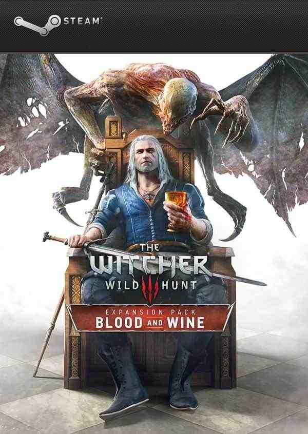 The Witcher 3 - Blood and Wine DLC Key kaufen und Download