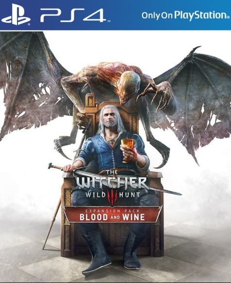 The Witcher 3: Wild Hunt - Blood & Wine PS4 Code kaufen