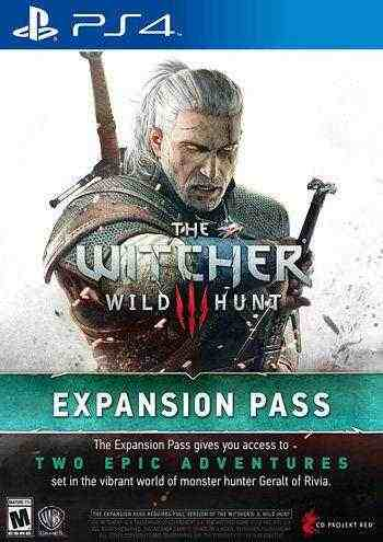 The Witcher 3: Wild Hunt Expansion Pass PS4 Download Code kaufen