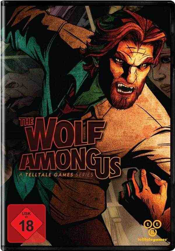 The Wolf Among Us Key kaufen und Steam Download