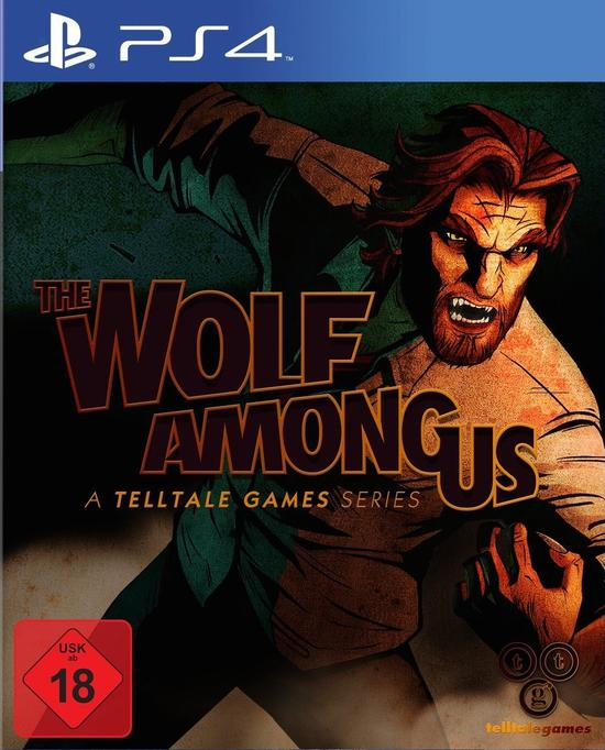 The Wolf Among Us PS4 Code kaufen