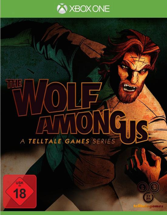 The Wolf Among Us Xbox One Code kaufen