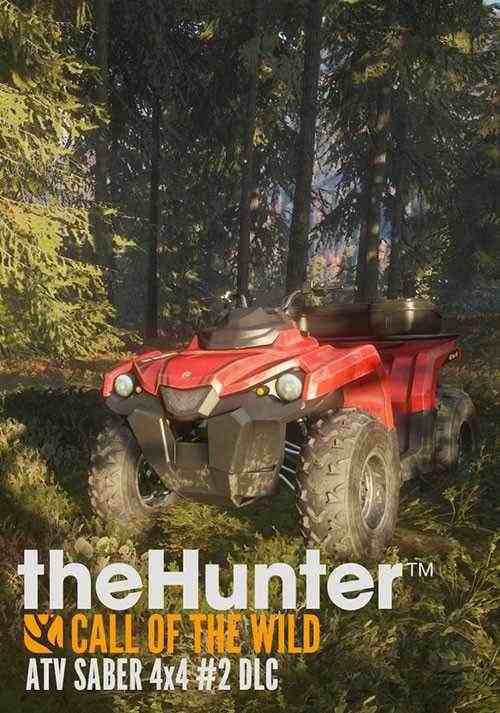 theHunter - Call of the Wild ATV SABER 4X4 DLC Key kaufen für Steam Download