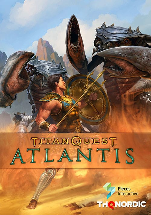 Titan Quest Atlantis Key kaufen