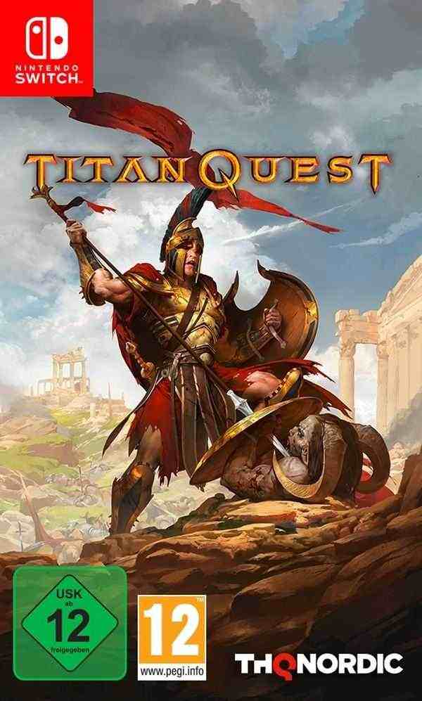 Titan Quest Nintendo Switch Download Code kaufen