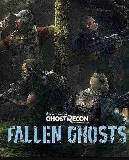Tom Clancy's Ghost Recon Wildlands - Fallen Ghost DLC Key kaufen für UPlay Download
