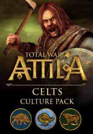 Total War Attila - Celts Culture Pack DLC Key kaufen und Steam Download