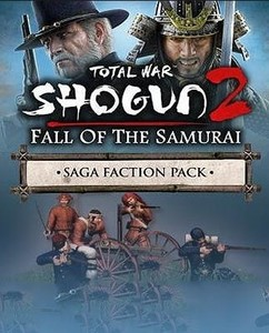 Total War Shogun 2 Fall of Samurai - The Saga Faction Pack Key kaufen