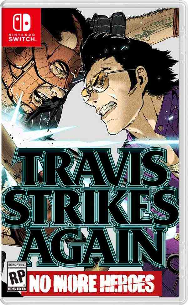 Travis Strikes Again No More Heroes Nintendo Switch Download Code kaufen